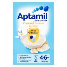 Aptamil Baby Food Aptamil Creamed Banana 125g Infant Cereal for 6 Months +