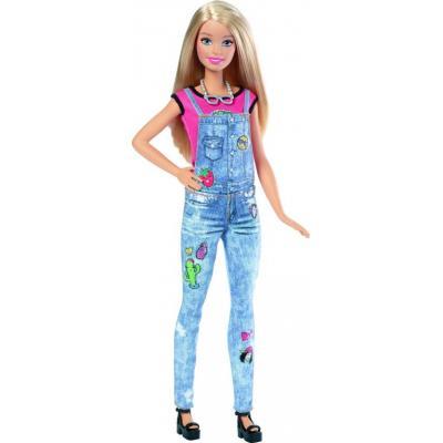 Barbie D.I.Y Emoji Style  (Multicolor)