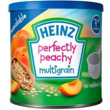 Heinz Baby Food Peachy Multigrain porridge 240g Cereal (240 g)