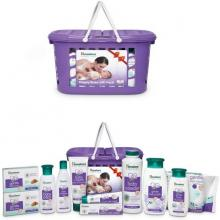 Himalaya Happy Baby Gift Pack - 9 Pcs  (White)
