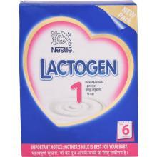 Nestle Lactogen Infant Formula (Stage 1) (400 g, Upto 6 Months)