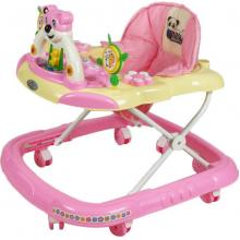 Panda Creation Musical Activity Walker  (Pink)