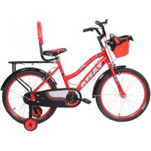Atlas Hot Star Bicycle For Kids Age Of 5-8yrs Red&Black 20 T Recreation Cycle  (Single Speed, Multicolor)