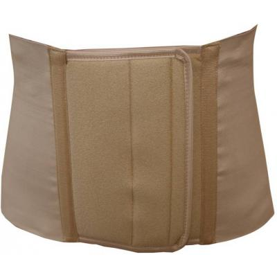 PSJ Large Abdominal Belt Back & Abdomen Support (L, Beige)